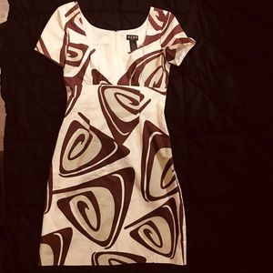 Vintage BCBG Paris Mini Dress 🍂